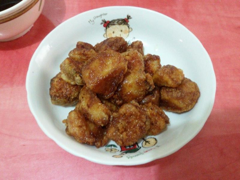 鹽酥雞(偽裝版)