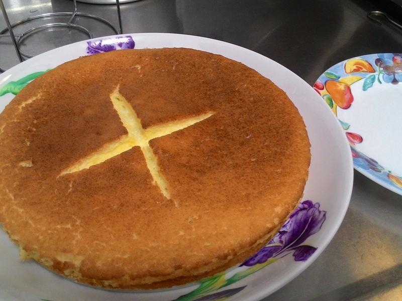 優格檸檬蛋糕