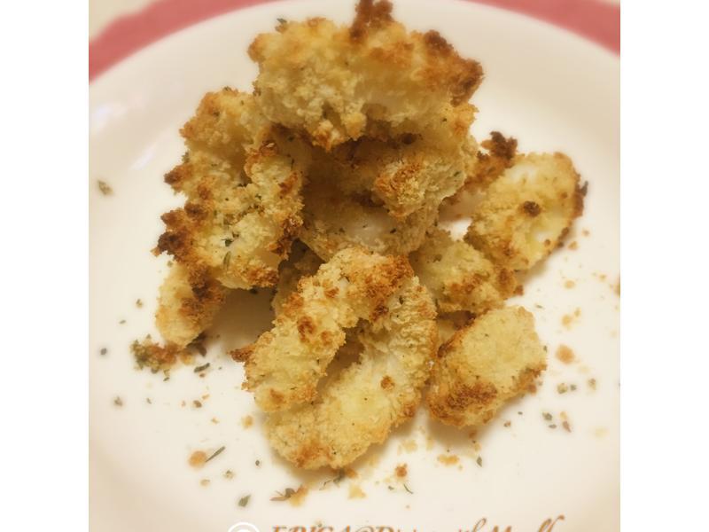椒鹽焗魷魚圈