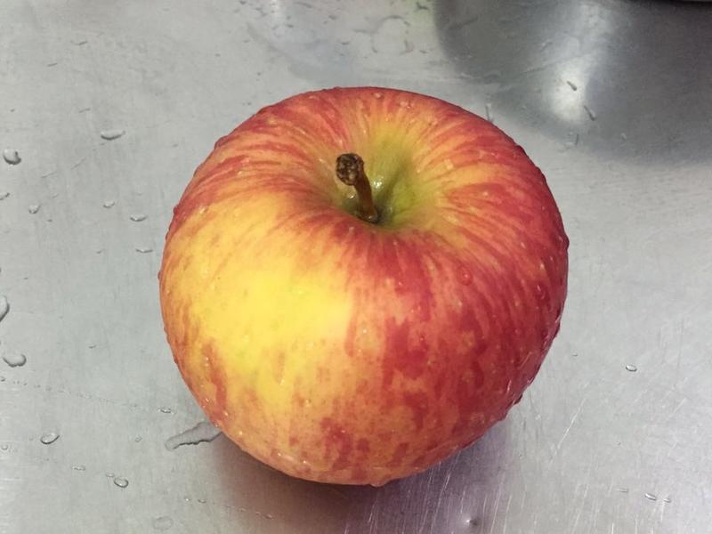 小蘋果削蘋果