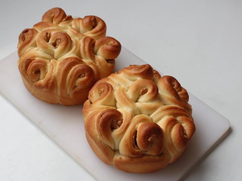 花邊小麵包