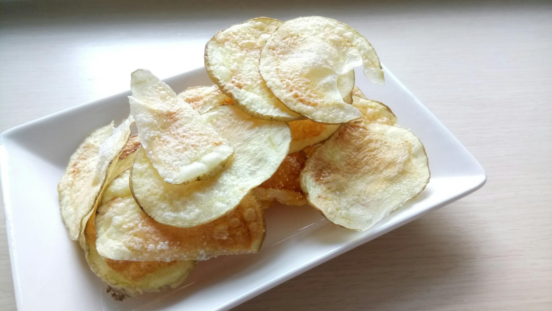 ❤低卡料理 ❤就是不要油酥脆洋芋片