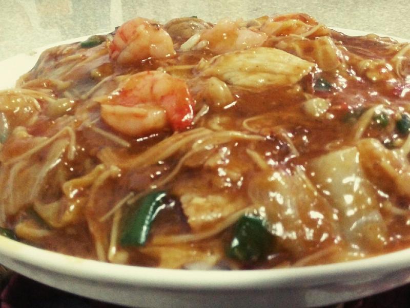 辣炒什錦燴飯