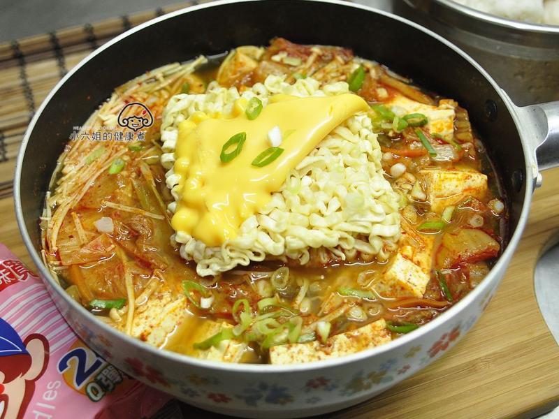 泡菜牛肉豆腐鍋