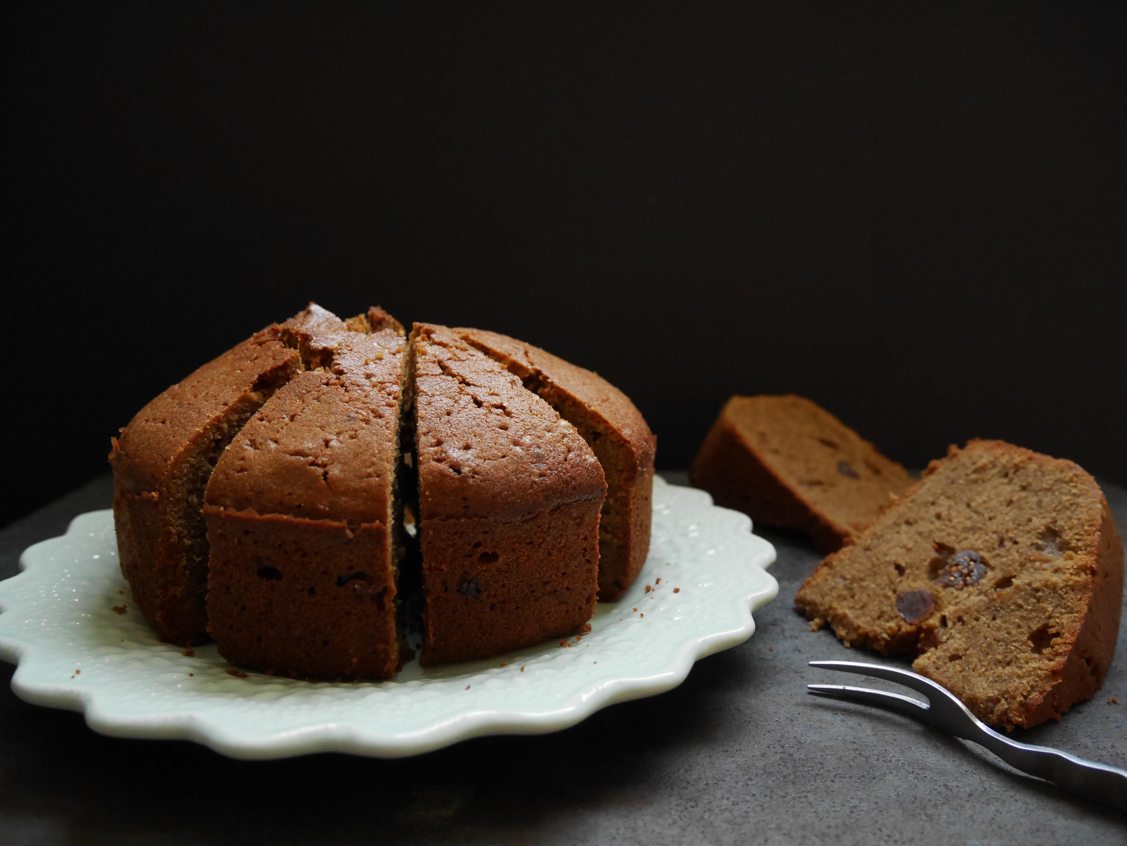 錫蘭紅茶無花果蛋糕