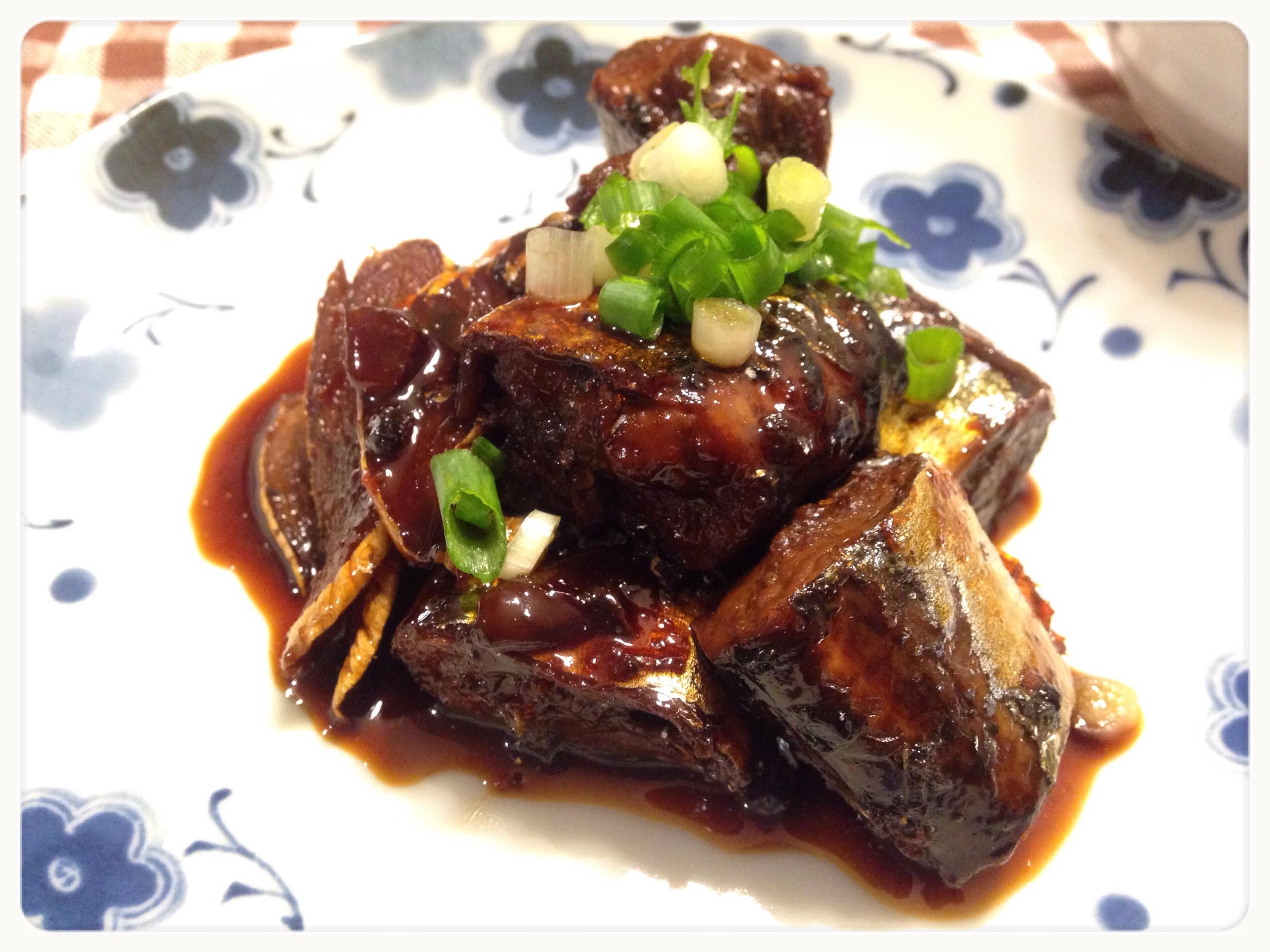 化骨秋刀魚,魚骨也能吃下肚