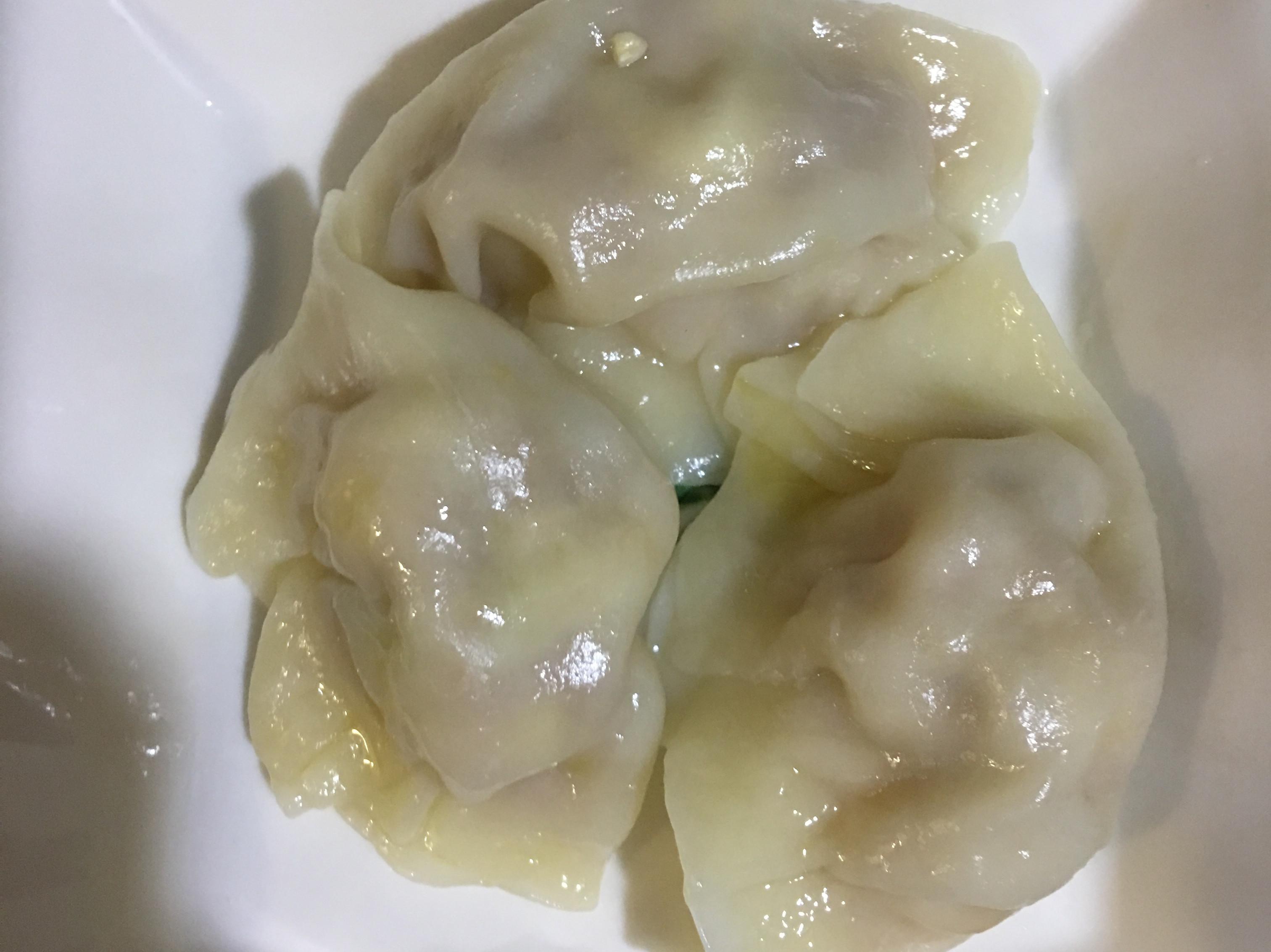 清淡瓠瓜水餃