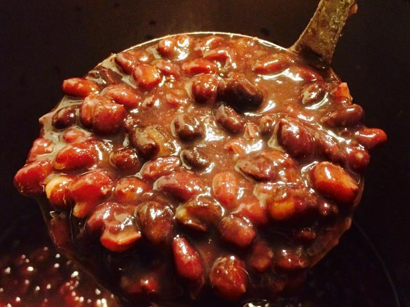 萬用蜜紅豆