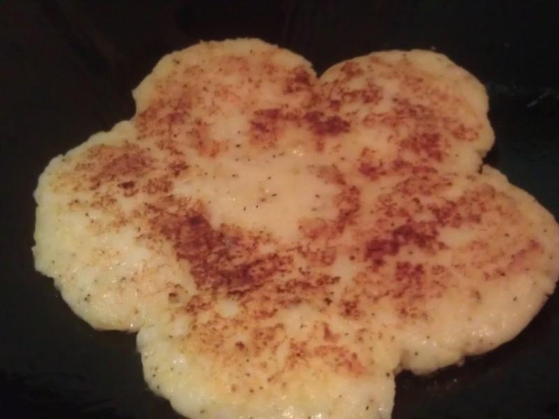 達不溜の鍋鏟-芝司樂-香煎洋芋起司餅