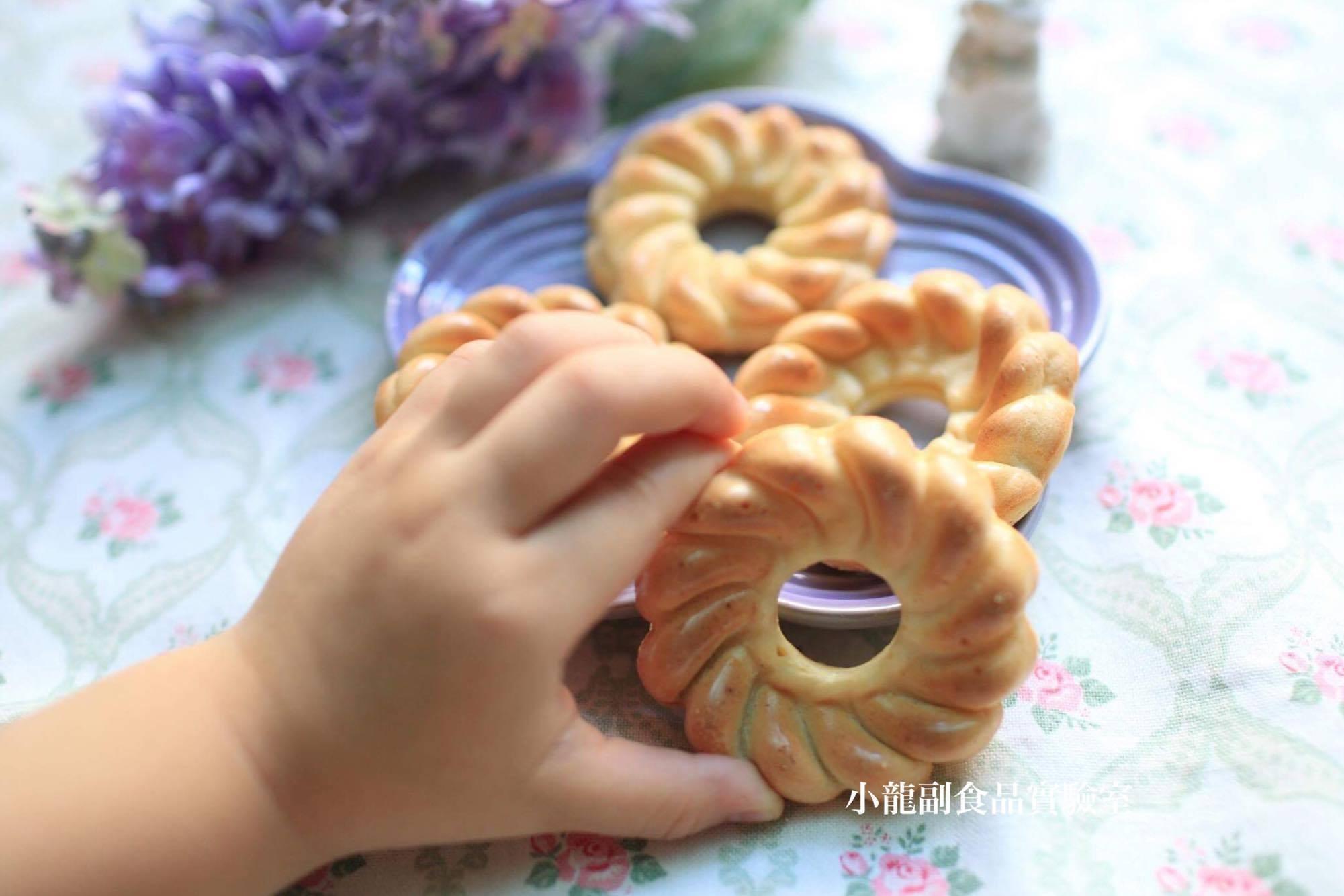 寶寶食譜【蜂蜜甜甜圈】