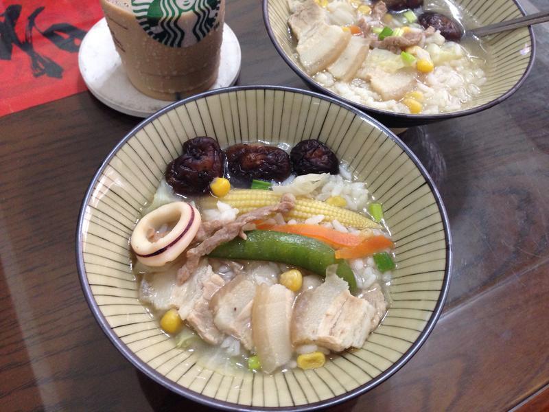 海陸鮮蔬飯湯