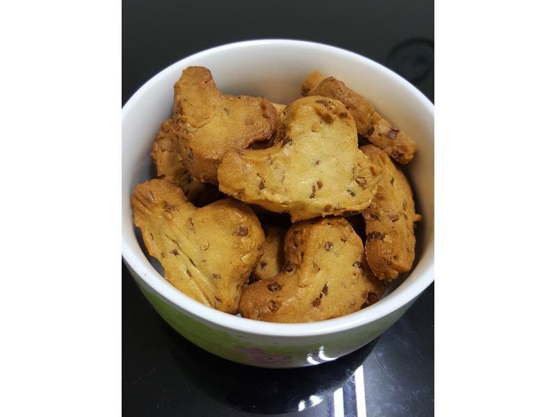 杏仁角餅乾