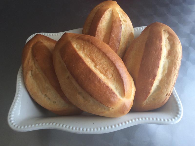 牛奶哈斯麵包