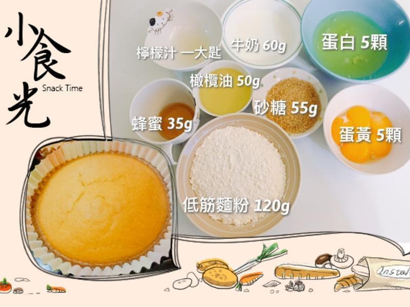 蜂蜜杯子蛋糕★飛利浦廚神版★