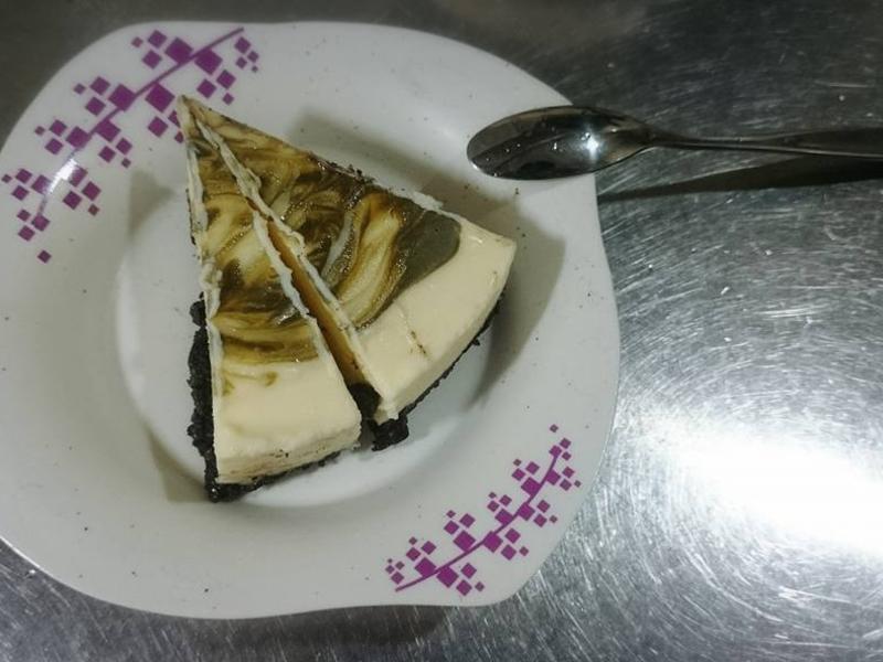 OREO乳酪起司蛋糕(免烤)