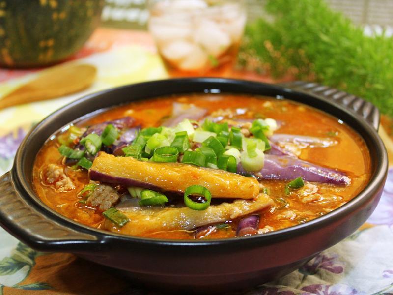 【名菜自己做】魚香茄子