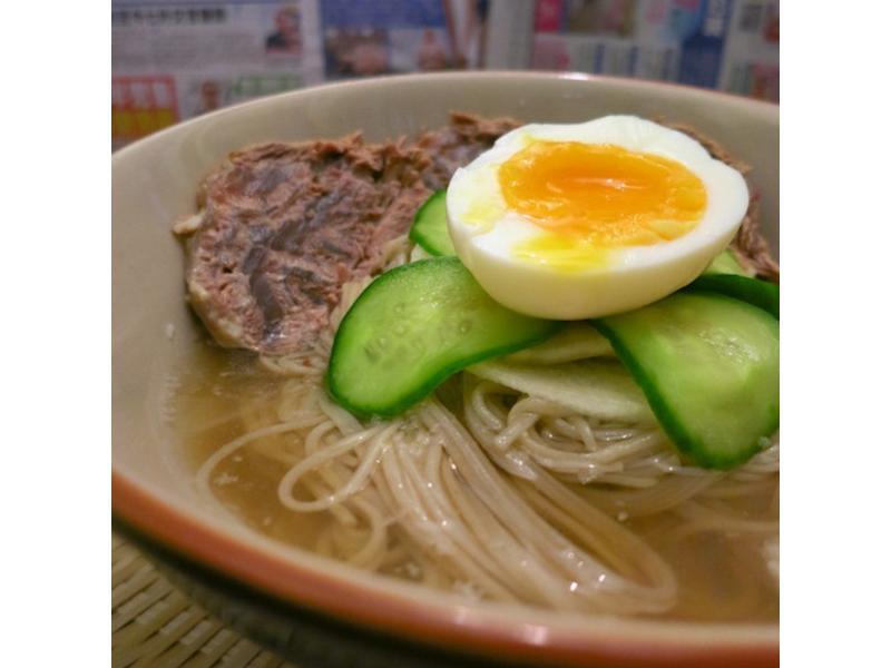 韓國水冷麵
