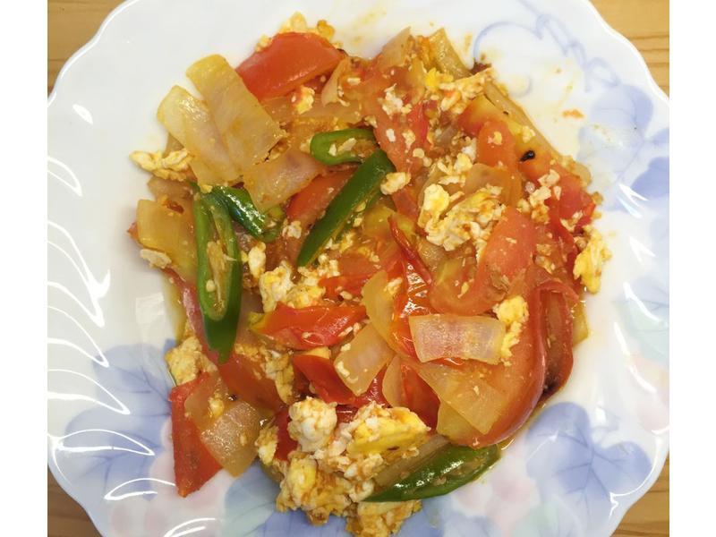 【豐禾元物】番茄炒蛋