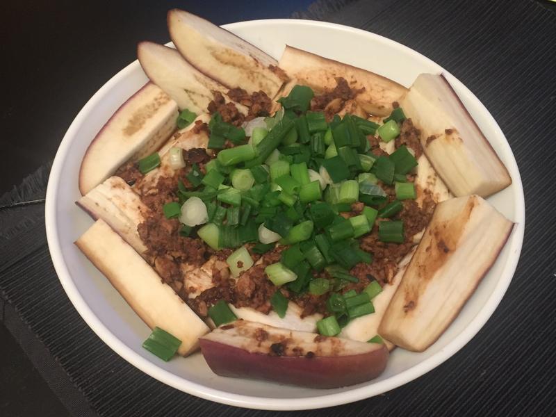 【秒殺白飯🍚】豉汁肉未茄子