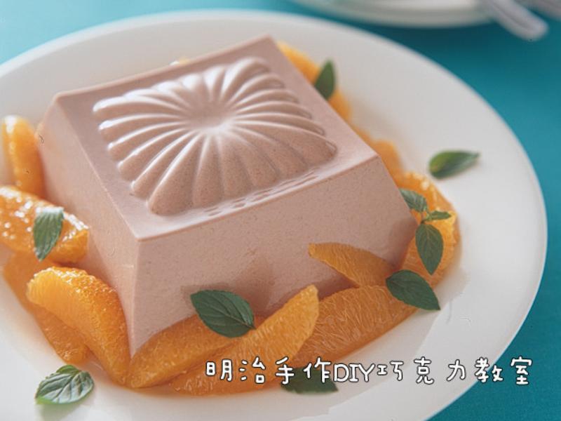 柳橙巧克力奶酪
