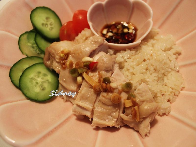 海南雞飯(電子鍋版本)