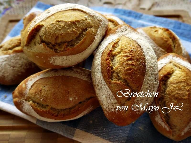 德國 小麵包