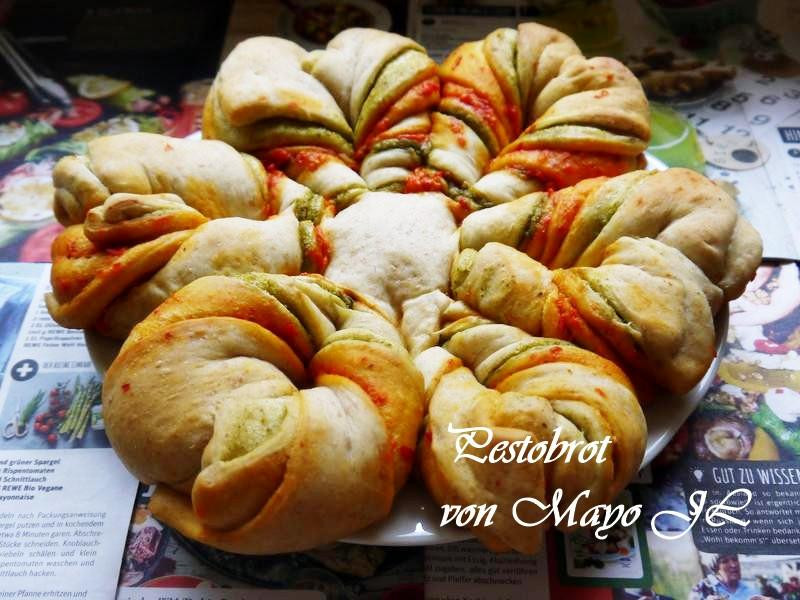義大利 青醬麵包