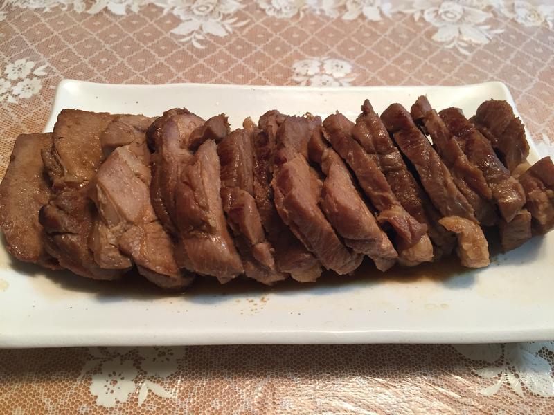 日式叉燒(煮豚)