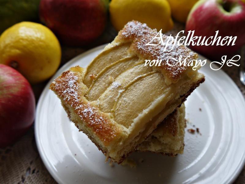 蘋果海棉蛋糕