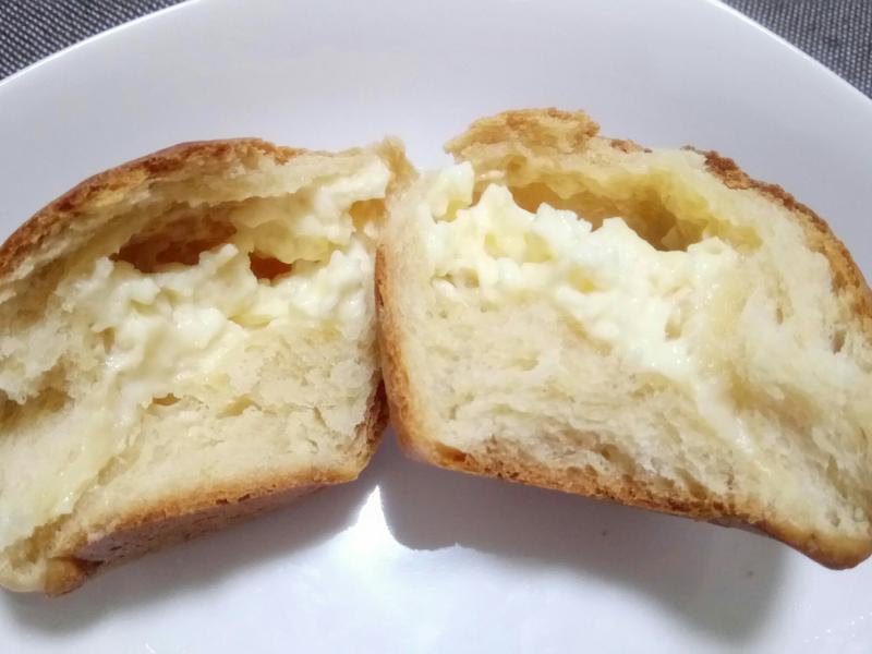 ❤烤箱料理❤外脆內軟爆漿小麵包