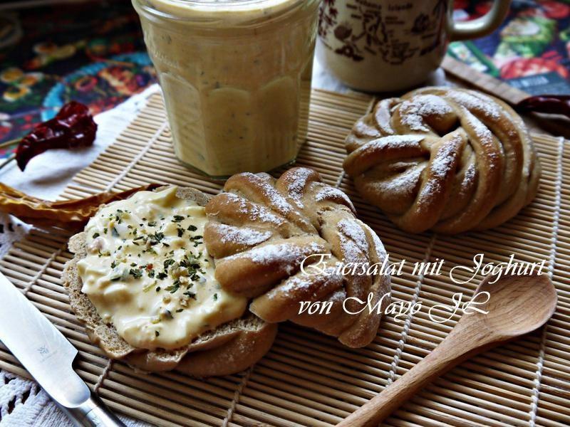 蛋佐優格麵包抹醬