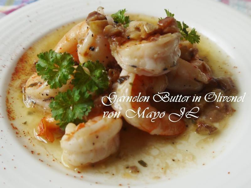 西班牙 典藏西班牙友人自家«奶油蒜香蝦»