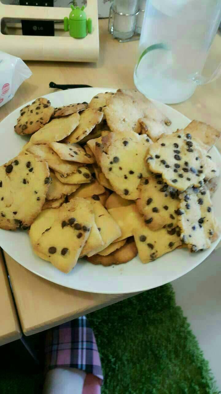 少油低糖好吃手工餅乾