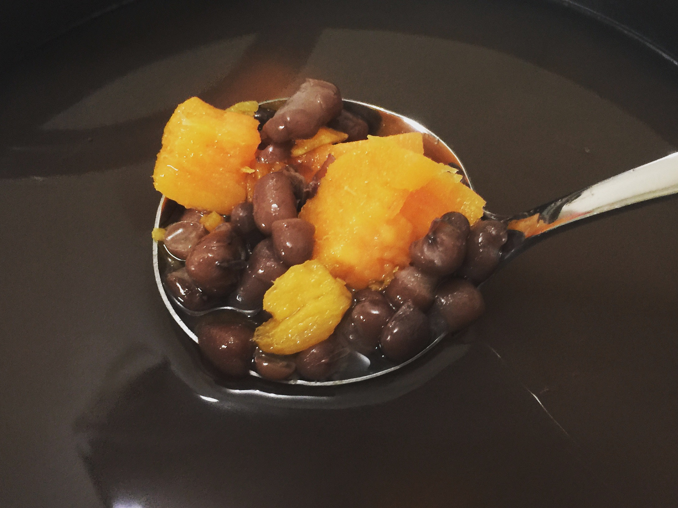 幸福甜點~紅豆地瓜湯