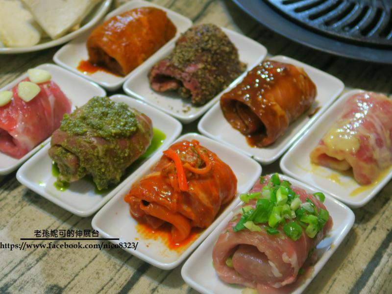 韓式八色烤肉
