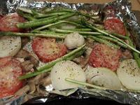 義式烤蔬菜