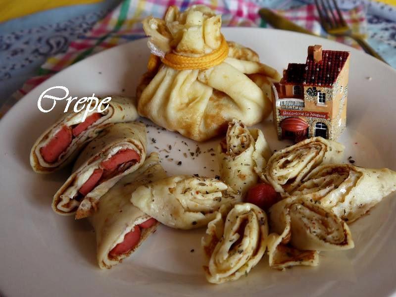 法國 可麗餅(Crêpe)
