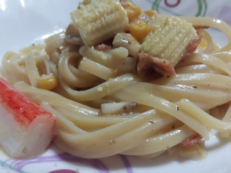 【金寶湯】濃湯義大利麵