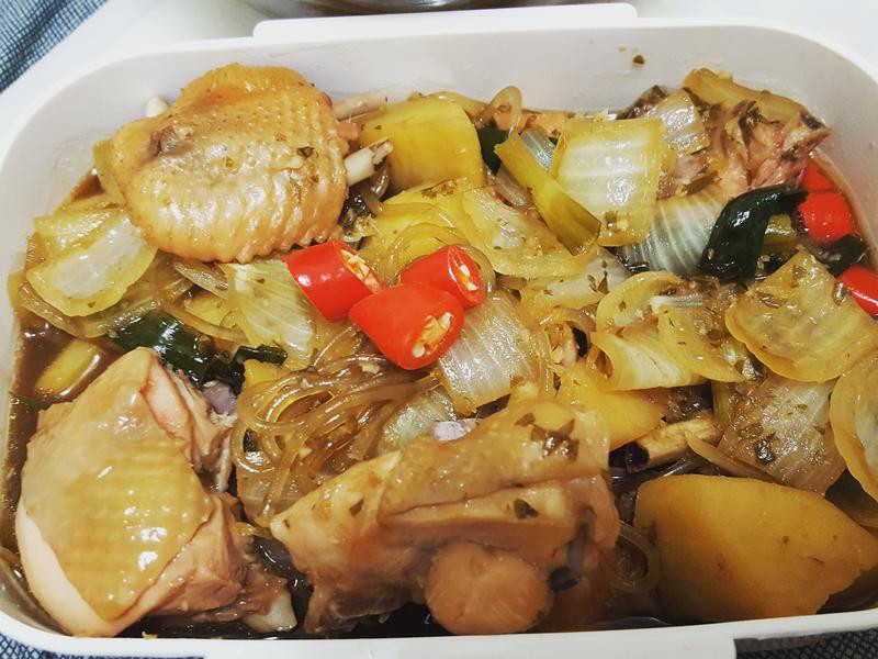 ✦懶人食譜✦韓式燉雞