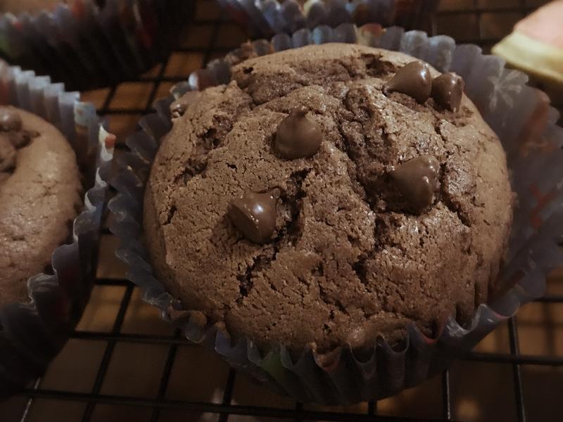 馬芬可可蛋糕「特別版」