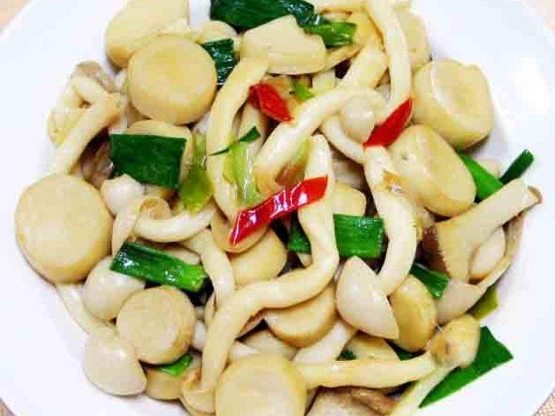 【厚生廚房】蠔油炒雙菇
