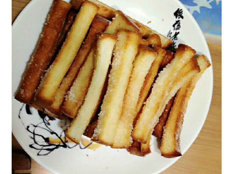 奶油酥條(水波爐料理)