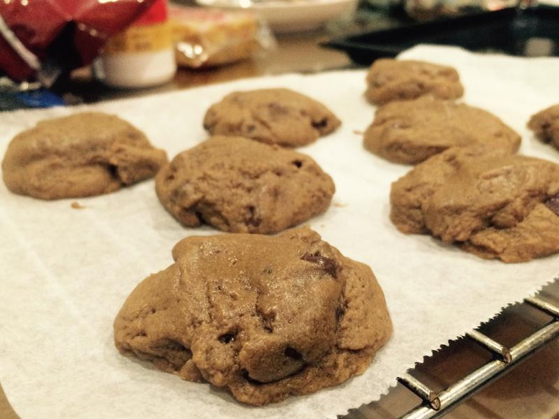 巧克力豆餅乾🍪