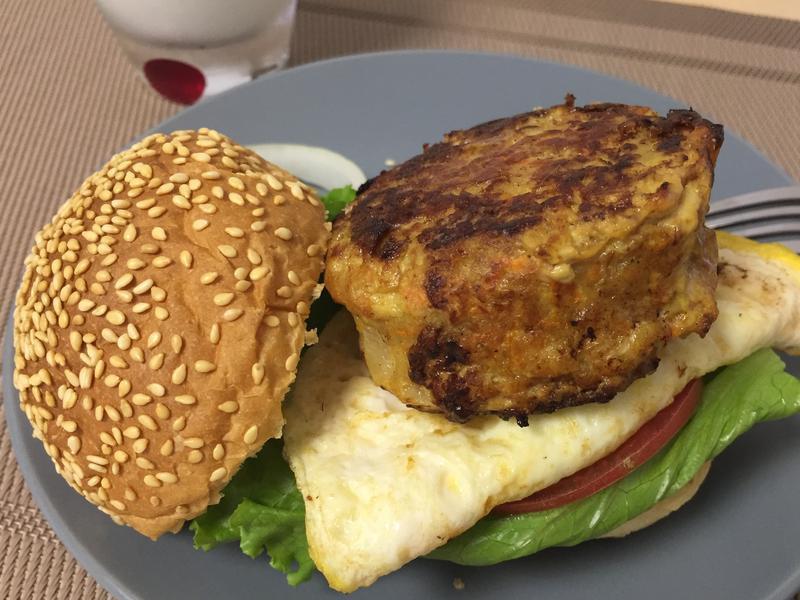 超簡單DIY漢堡肉