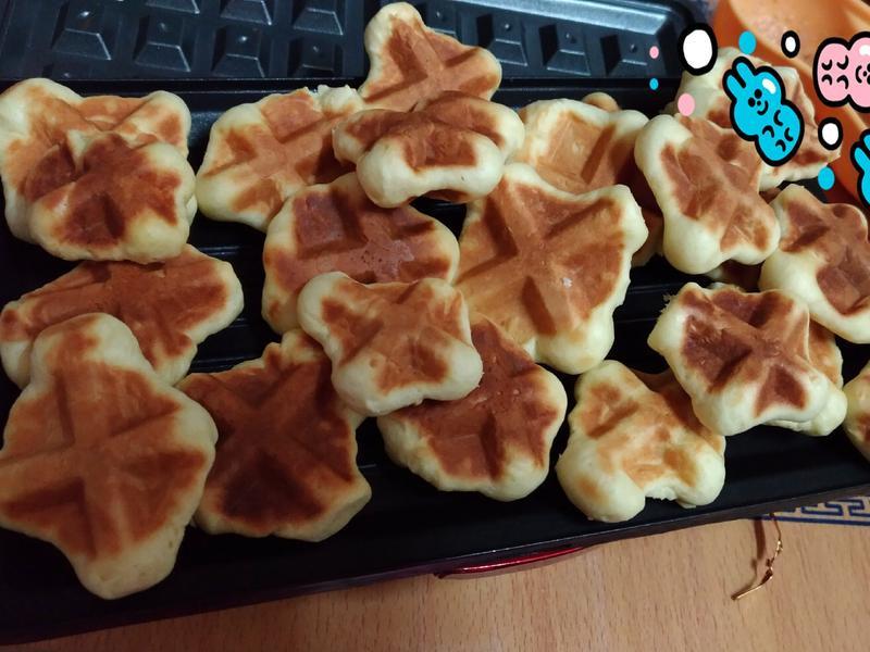 小口鬆餅(懶人料理)