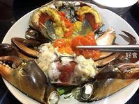(超簡單)酒蒸螃蟹,紅蟳