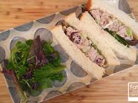 ►簡單好吃◀︎—蔓越莓鮪魚沙拉!