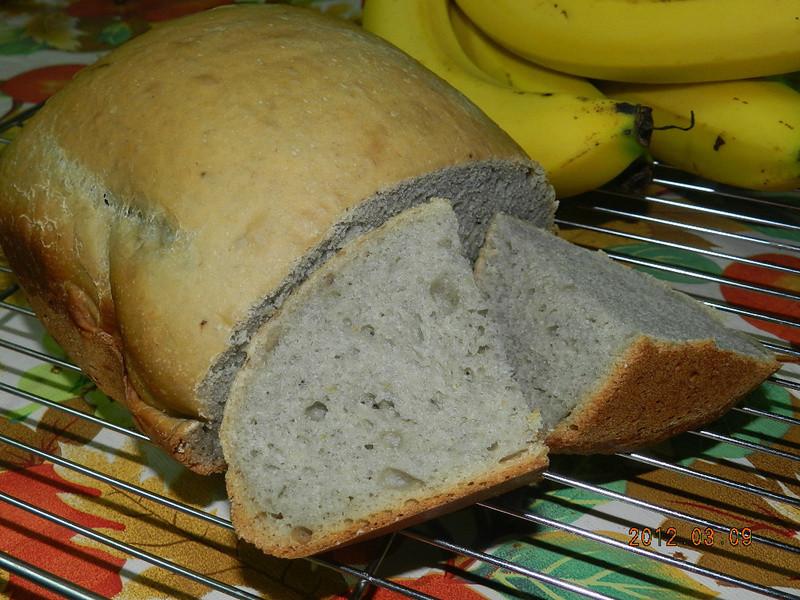 ㄚ曼達的廚房~香蕉麵包