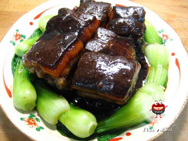 """♡宛の年菜好""""食""""光 ✿ 紹興東坡肉"""