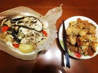 紙包烤鱈魚(水波爐)
